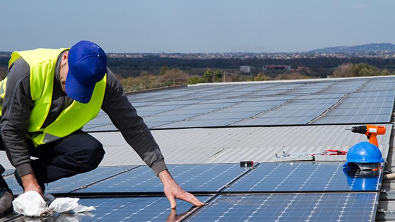 ENAE003PO DISEÑO Y MANTENIMIENTO DE INSTALACIONES DE ENERGÍA SOLAR FOTOVOLTAICA