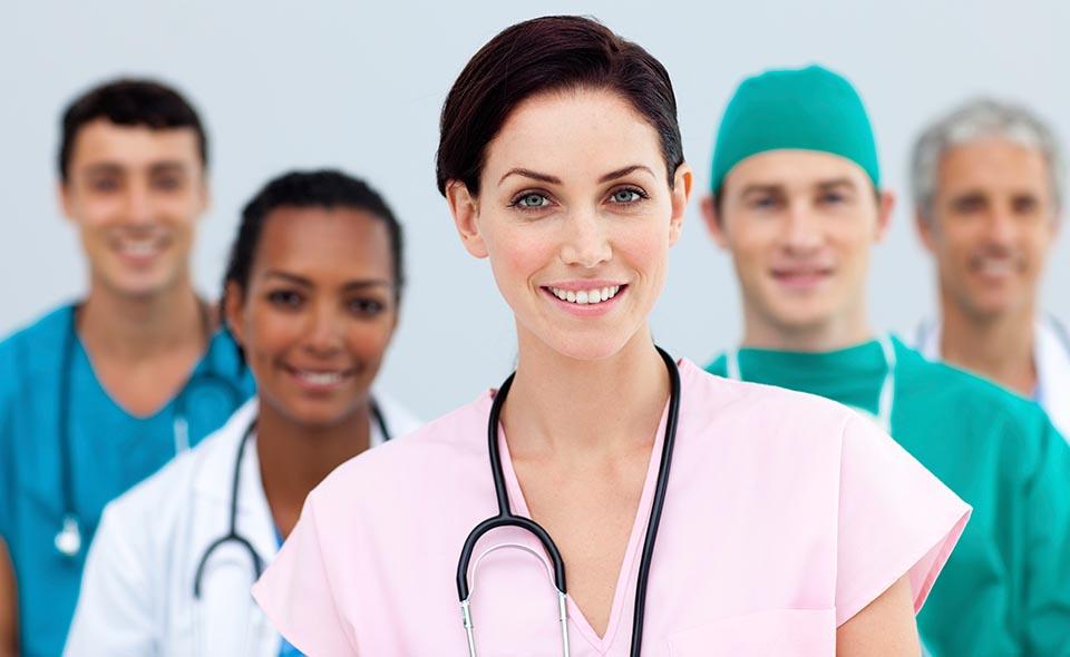 Curso de SANT023PO Cuidados Auxiliares Básicos en Enfermería