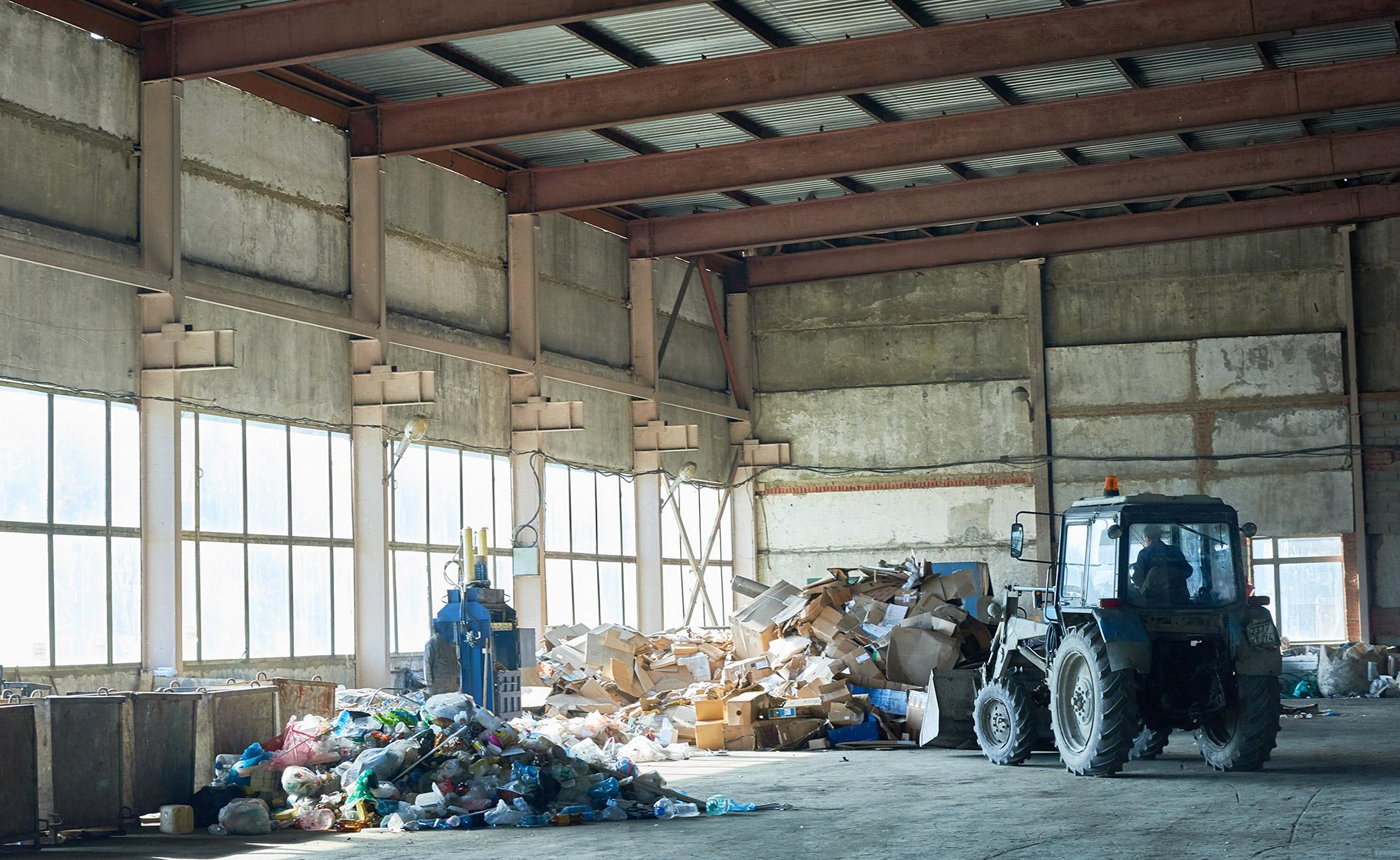 Curso Gestión Residuos Industriales Online Gratis